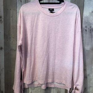 Comfy pink shirt